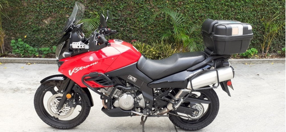Suzuki Dl1000 Color Rojo