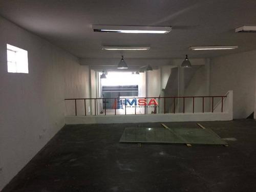 Loja Para Alugar, 306 M² Por R$ 8.000,00/mês - Pinheiros - São Paulo/sp - Lo0406