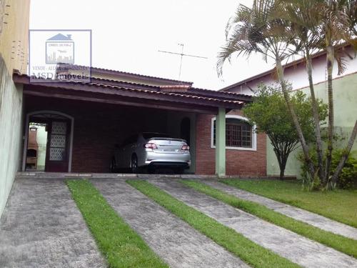 Casa A Venda No Bairro Centro Em Arujá - Sp.  - 2077-1