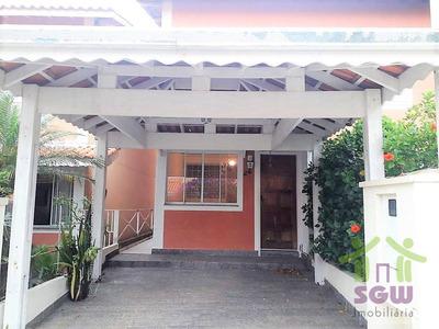 Casa Com 2 Dormitórios Para Alugar, 70 M² Por R$ 2.050/mês - Granja Viana - Cotia/sp - Ca0542