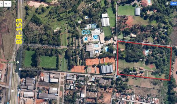 Area 24.000m² (asfalto E Agua) Chacara São Pedro