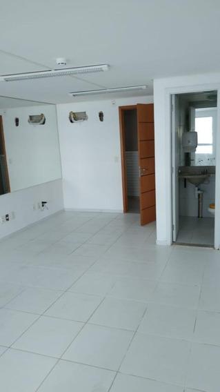Sala Em Casa Forte, Recife/pe De 26m² À Venda Por R$ 200.000,00 - Sa350966