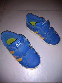 Zapatos adidas Neo Originales Niño Talla 24
