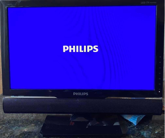 Tv Monitor Philips 19