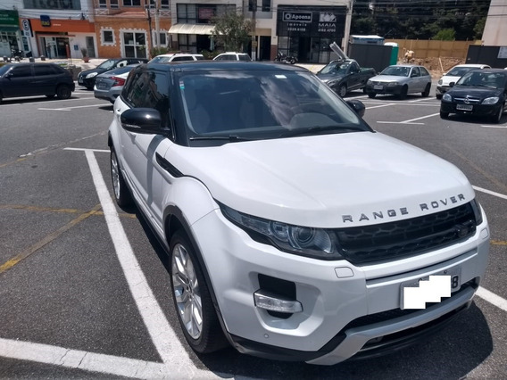 Evoque - Land Rover Range Rover Evoque Dynamic 2.0 Si4 Turbo
