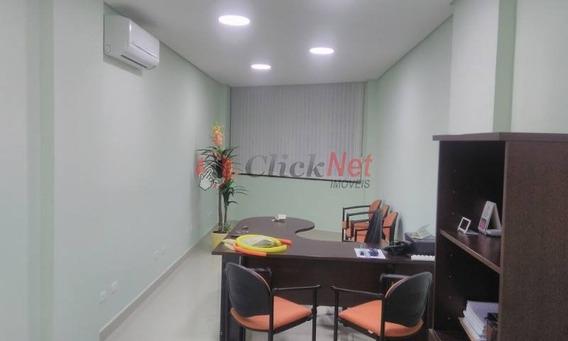 Sala Comercial Para Venda No Bairro Centro De São Caetano - 3442
