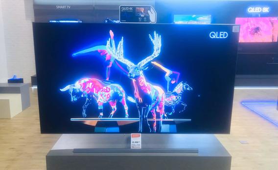 Qled Tv Uhd 4k 2019 Q80 65 Pontos Quânticos, Direct Full.