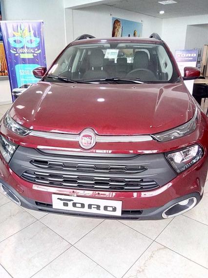 Fiat Toro Freedom Nafta Automatica 1.8 At6 Adjudicada 0km