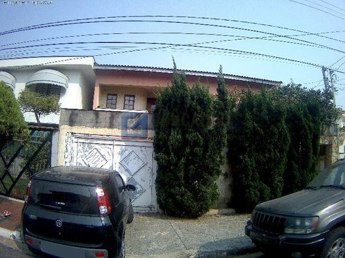 Imagem 1 de 4 de Venda Sobrado Sao Bernardo Do Campo Jardim Palermo Ref: 6416 - 1033-1-64165