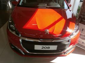 Peugeot 208 Allure 1.6 Tip 6v 0k Antici $ 136.900 Y Ctas 0%
