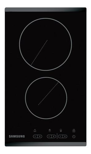 Imagen 1 de 1 de Anafe eléctrico Samsung CTR432NB02 negro 240V