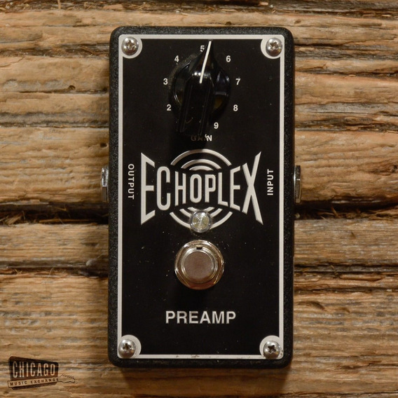 Pedal De Efeito Mxr Echoplex Preamp Dunlop + Nf!