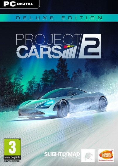 Project Cars 2 Deluxe Edition Pc - 100% Original (steam Key)