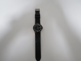 Relógio Tommy Hilfiger Pulseira Borracha Preta