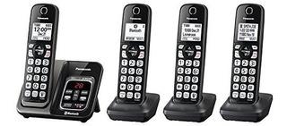 Teléfono Inalámbrico Bluetooth Kx-tgd564m Panasonic