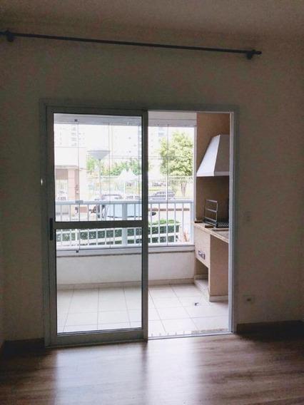Apartamento Em Vila Mogilar, Mogi Das Cruzes/sp De 65m² 2 Quartos À Venda Por R$ 310.000,00 - Ap375908