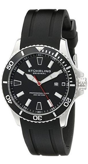 Reloj De Pulsera Stuhrling Original Para Hombre Analogo