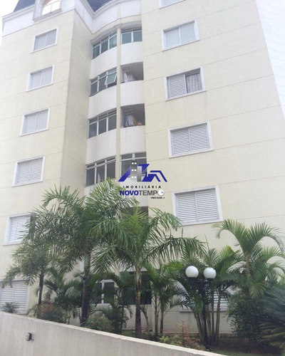 Excelente Apartamento 2 Dorms 1 Suite Condomínio Residencial Unique Barueri - 2823 - 67875382