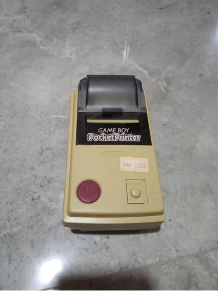 Impressora Pocket Printer Game Boy
