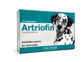 3 Artriofin Anti Inflamatorio Perro Carprofeno Antofagasta