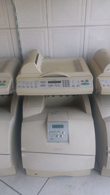 Impressora T632 Lexmark Com Toner