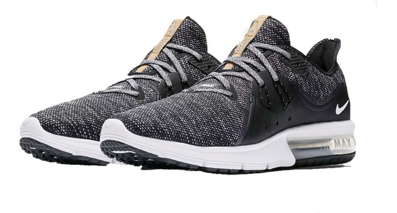 Nike Air Max Sequent 3 Running Zapatillas Hombre 921694-011