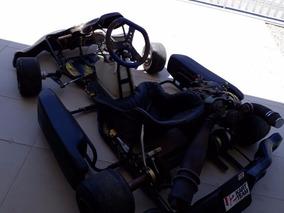 Kart Chassi Mini 2011 Com Carretinha