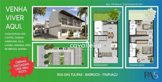 Duplex Perfeito Para Você - Ca4183
