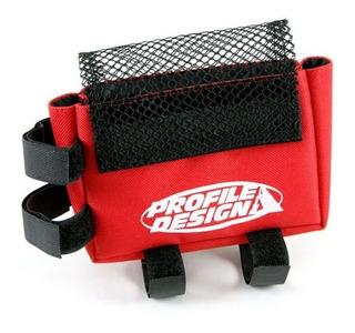 Profile Design E-pack Grande Rojo Y Negro