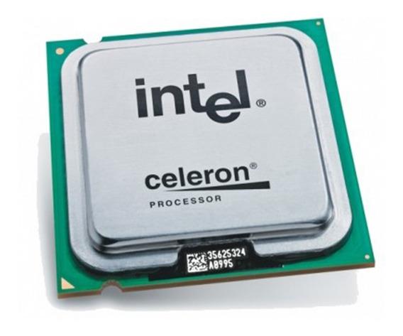 Processador Intel Celeron 440 - 775 2.0/512/800 Frete Grátis