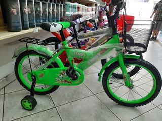 Bicicletas Rin 12 Y Rin 20 De Niño Spiderman
