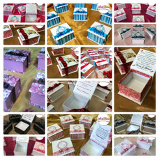 Caixa Convite Box Personalizado Para Padrinhos De Casamento