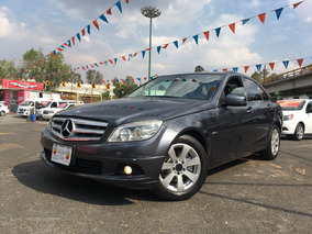 Mercedes Benz C200 Cgi Exclusive Aut Blue Eficiency 1.8 L4