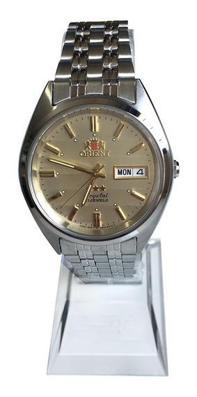 Relógio Orient Automatico Classico Masculino Original Nf