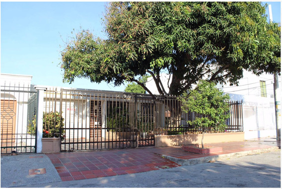 Se Vende Casa En Barrio Paraiso Barranquilla,col