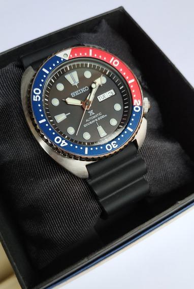 Relógio Automático Seiko Prospex Turtle Srp 779