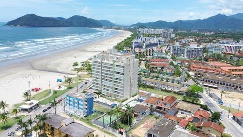 Apartamento Com 3 Dormitórios À Venda, 118 M² Por R$ 920.000,00 - Maitinga - Bertioga/sp - Ap9613