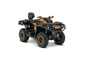 Cuatriciclo Can-am Outlander 1000 Xtp Max Cheques S/interes