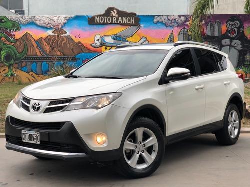 Toyota Rav4 2013 Vx 2.0 Cvt 4x2, Blanca Perlada !