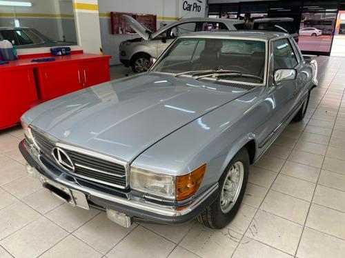 Coupé Mercedes Benz 280 Slc Modelo 1982