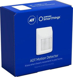 Samsung Smartthings Adt Motion Detector White