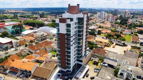 Imagem 1 de 30 de Apartamento À Venda, 120 M² Por R$ 970.000,00 - Centro - São José Dos Pinhais/pr - Ap0260