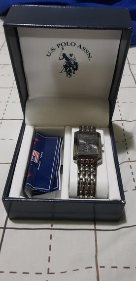 Relógio Femenino U.s Polo, Nunca Usado