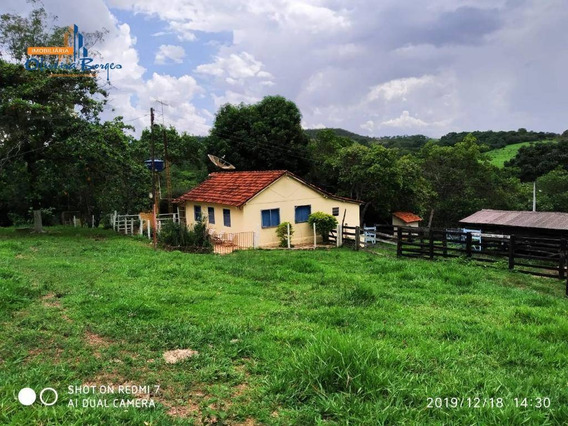Fazenda À Venda, 34 Alqueires Por R$4.500.000,00 - Divisa Com A Parte Urbana De Abadiânia/go - Fa0058