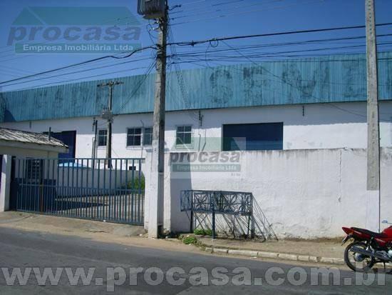 Galpão Para Alugar, 1 M² Por R$ 15.000,00/mês - Aleixo - Manaus/am - Ga0167