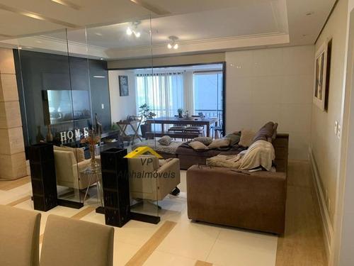 Imagem 1 de 23 de Apartamento A Venda No Bairro Alphaville Industrial Em - Vpstpaul12-1