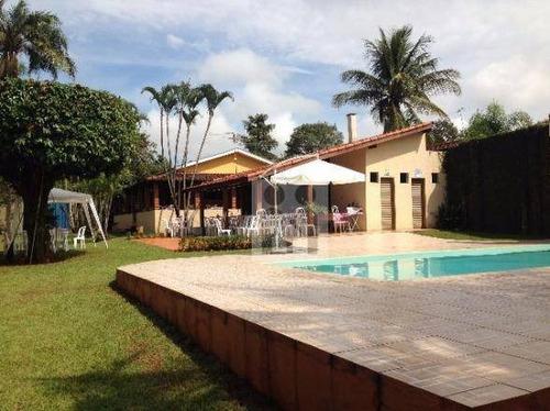 Imagem 1 de 20 de Chácara Residencial À Venda, Recreio Anhangüera, Ribeirão Preto. - Ch0012