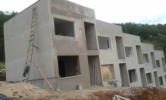 Casa Geminada Coletiva Com 2 Quartos Para Comprar No Centro Em Itabirito/mg - 3110