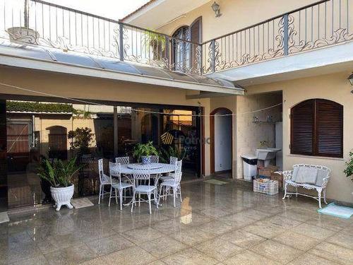 Imagem 1 de 30 de Casa Para Alugar, 662 M² Por R$ 15.000,00/mês - Jardim Do Mar - São Bernardo Do Campo/sp - Ca0627