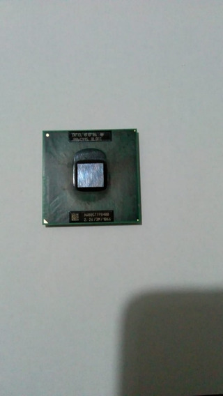 Processador Notebook Intel Core 2 Duo 2.26ghz 3m P8400 Slgfc